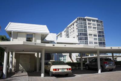 Seagate Manor Condo Condo For Sale: 400 Seasage Drive #207
