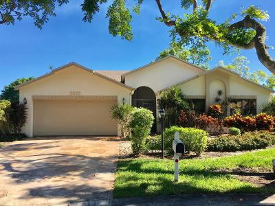 Delray Beach Single Family Home For Sale: 5662 Willow Creek Manor