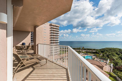 Juno Beach Condo For Sale: 700 Ocean Royale Way #705