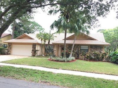 Boca Raton Single Family Home For Sale: 3867 NW 27th Avenue