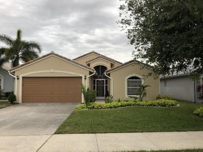 Delray Beach Single Family Home For Sale: 7882 Stirling Bridge Boulevard S