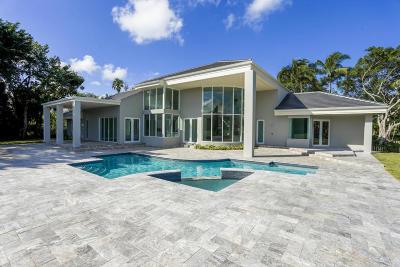 Wellington Single Family Home For Sale: 2770 Long Meadow Drive