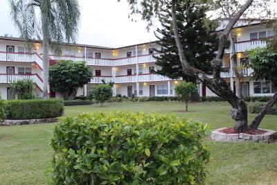 Boca Raton Condo For Sale: 473 Fanshaw L #473