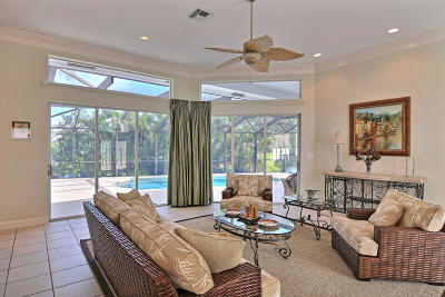 Indian River Shores Single Family Home For Sale: 141 Passage Island