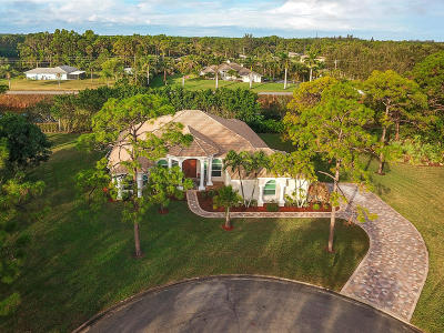 West Palm Beach Single Family Home For Sale: 11891 Keswick Way