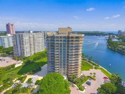 Boca Raton Condo Sold: 901 E Camino Real #Ph 1b