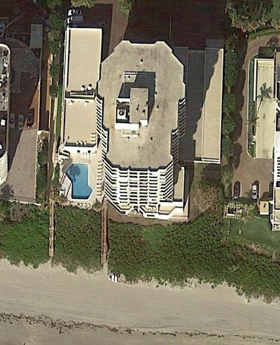 Highland Beach Condo Sold: 3201 S Ocean Boulevard #703