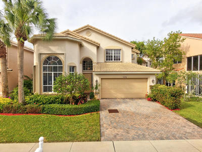 Boynton Beach Single Family Home For Sale: 12278 Colony Preserve Drive