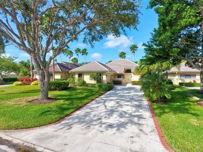 Palm Beach Gardens Single Family Home For Sale: 144 Coventry Place