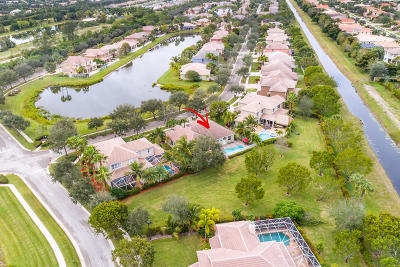 Lake Worth Single Family Home For Sale: 9225 Savannah Estates Drive