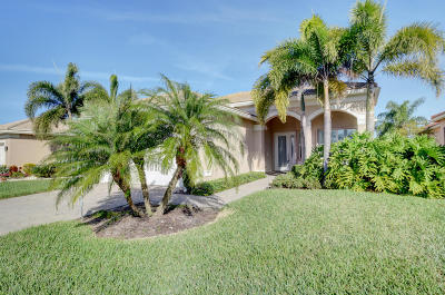 Boynton Beach Single Family Home For Sale: 9123 Greenstone Ridge Way