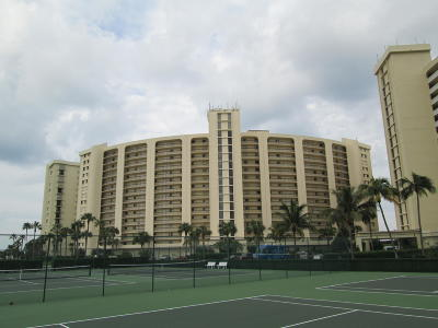 Jupiter Condo For Sale: 300 Ocean Trail Way #806