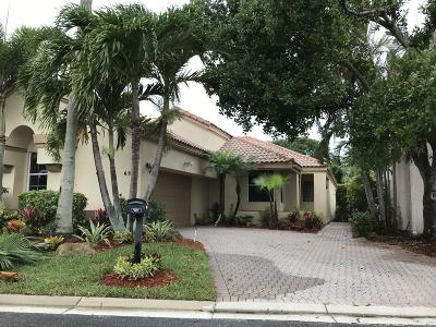 Boynton Beach, Gulf Stream Single Family Home For Sale: 6201 Evian Place