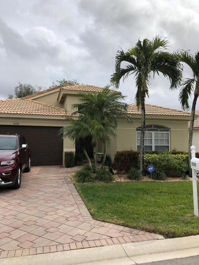 Boynton Beach Single Family Home For Sale: 10580 Tropical Breeze Lane