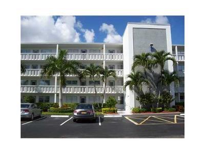 Boca Raton Condo For Sale: 1009 Yarmouth A #1009