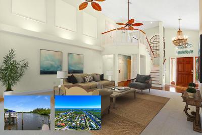 Hobe Sound Single Family Home For Sale: 9197 SE Mystic Cove Terrace