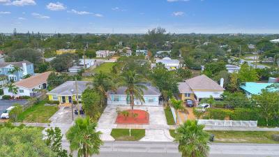 Delray Beach Single Family Home For Sale: 214 S Swinton Avenue