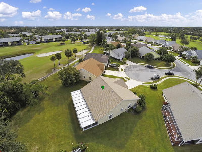 Jupiter Single Family Home For Sale: 289 Moccasin Trail W