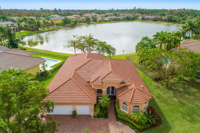 Lake Worth Single Family Home For Sale: 10388 Oak Meadow Lane