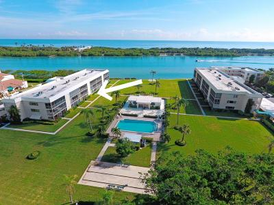 Tequesta Condo For Sale: 100 Waterway Road #A103