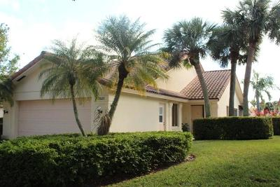 west palm Single Family Home For Sale: 2820 Cuyahoga Lane