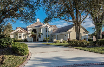 Port Saint Lucie Single Family Home For Sale: 7340 Reserve Creek Drive