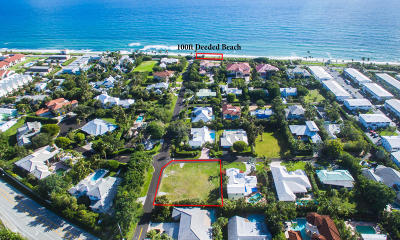 Broward County, Palm Beach County Residential Lots & Land For Sale: 76 Beachway Drive