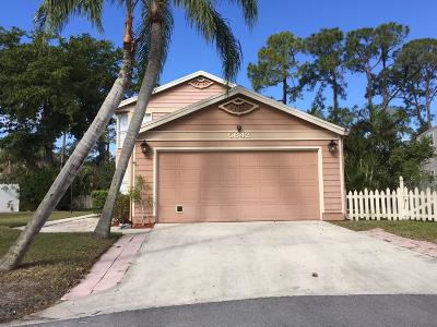 west palm Single Family Home For Sale: 5642 Dewberry Way
