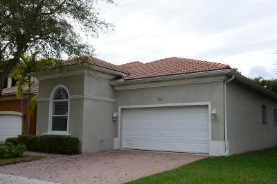 Boynton Beach Single Family Home For Sale: 7143 Ivy Crossing Lane
