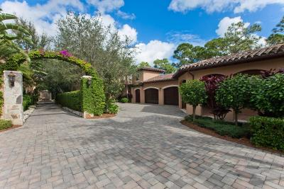 Jupiter Single Family Home For Sale: 312 Villa Drive