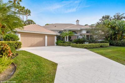 West Palm Beach Single Family Home For Sale: 1297 Breakers West Boulevard