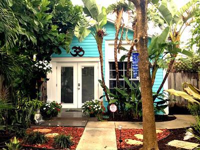 Lake Worth Single Family Home For Sale: 429 J Street