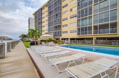 Pompano Beach Rental For Rent: 615 Riverside Drive #406