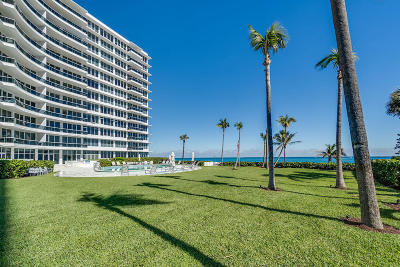 Sabal Point, Sabal Point Apts Condo Condo For Sale: 700 S Ocean Boulevard #303