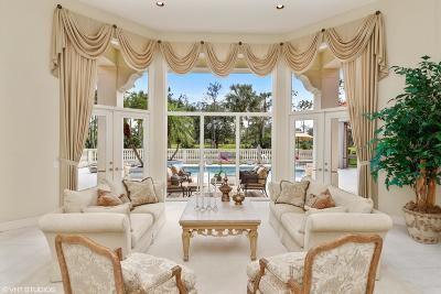 West Palm Beach Single Family Home Contingent: 1768 Breakers West Boulevard