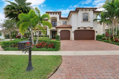 Single Family Home For Sale: 8752 Valhalla Drive