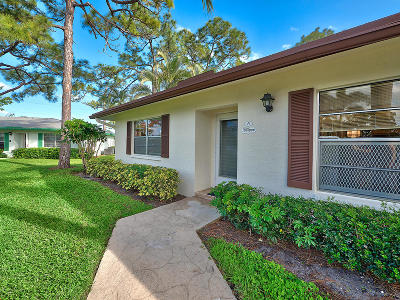 Delray Beach Single Family Home For Sale: 5048 Petal Place #A