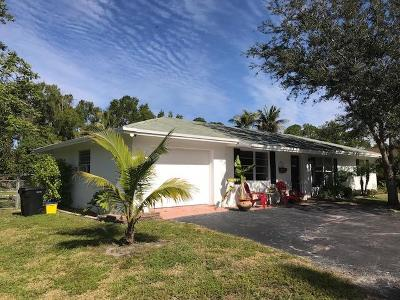 west palm Single Family Home For Sale: 12781 Orange Grove Boulevard