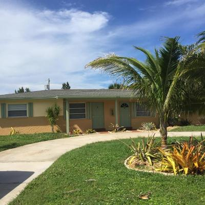 Fort Pierce Multi Family Home For Sale: 1802 Gulstream Ave/662 Granada St #2a , 2b