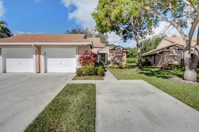 Boca Raton Single Family Home For Sale: 8451 Springlake Drive