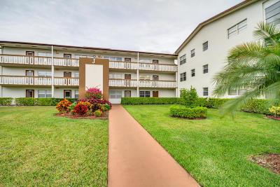 Boca Raton Condo For Sale: 397 Mansfield #J
