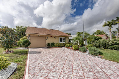 Delray Beach Single Family Home For Sale: 1420 NW 27th Avenue