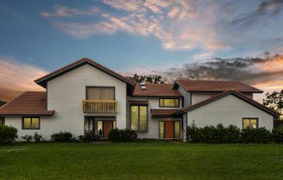 Stuart Multi Family Home For Sale: 3992 SE Fairway W #1 & 2