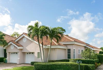 Palm Beach Gardens Single Family Home For Sale: 420 Eagleton Cove Way