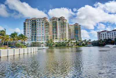 Palm Beach Gardens Condo For Sale: 3610 Gardens Parkway #404-A