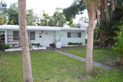 Pompano Beach Single Family Home For Sale: 912 NE 25 Avenue