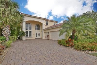 Palm Beach Gardens Single Family Home For Sale: 107 Casa Grande Court