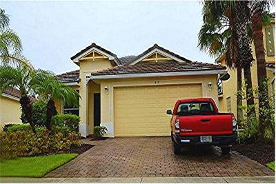 Royal Palm Beach Single Family Home For Sale: 635 Belle Grove Lane