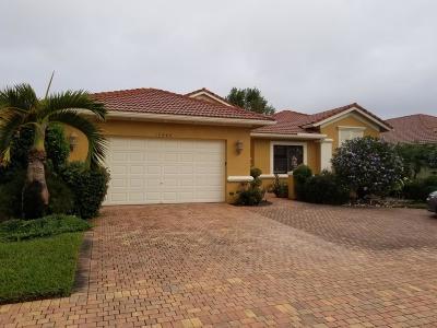 Boynton Beach Single Family Home For Sale: 10444 Tivoli Lakes Boulevard