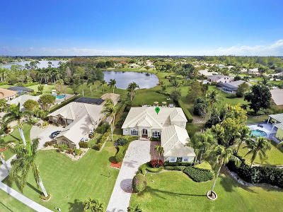 Lake Worth Single Family Home Contingent: 4519 Hunting Trail